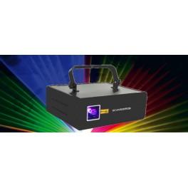 LAS 1100 RVB - laser 1100mw