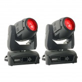 LYRE SPOT 180 PACK, power lighting, pack lyre led 180w, sono, dj, eclairage, music and lights, reims