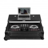 U 91059 BL  , udg , flight case ddj, traktor, controleur, dj, music and lights, reims