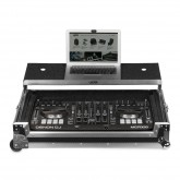 U 92054 SL , udg , flight case ddj, traktor, controleur, dj, music and lights, reims
