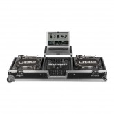U 92050 SL, udg, flightcase platine vinyle , mixeu , sono, dj , music and lights ,reims