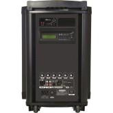 Sono Portable 150W avec Récepteur UHF + 1 CD + MP3 + USB - CHALLENGER U1RCD