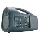 Sono autonome 60 W avec lecteur USB/SD 1 micro UHF et 1 micro fi laire
