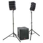 HELIOS2.1 , bst , enceinte amplifiee , caisson de basses , systems son , line array , dj , sono , orchestre , music and lights ,