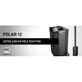 POLAR 12 HK AUDIO