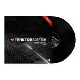 Traktor Vinyl Black MKII