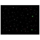 Déco Led Showtec - Black Star Sky II DMX Colour LED