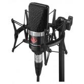 Micros Studio Neumann - TLM 102 BK STUDIO SET